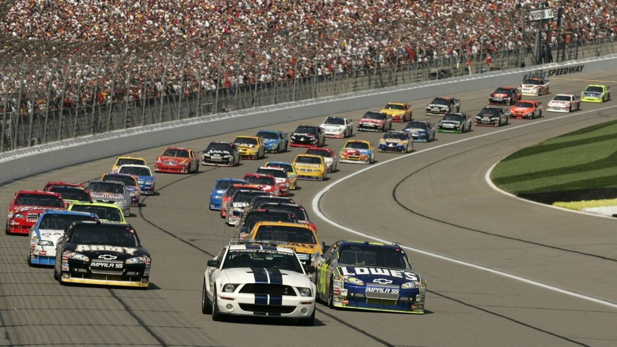 NASCAR race racing (11) wallpaper