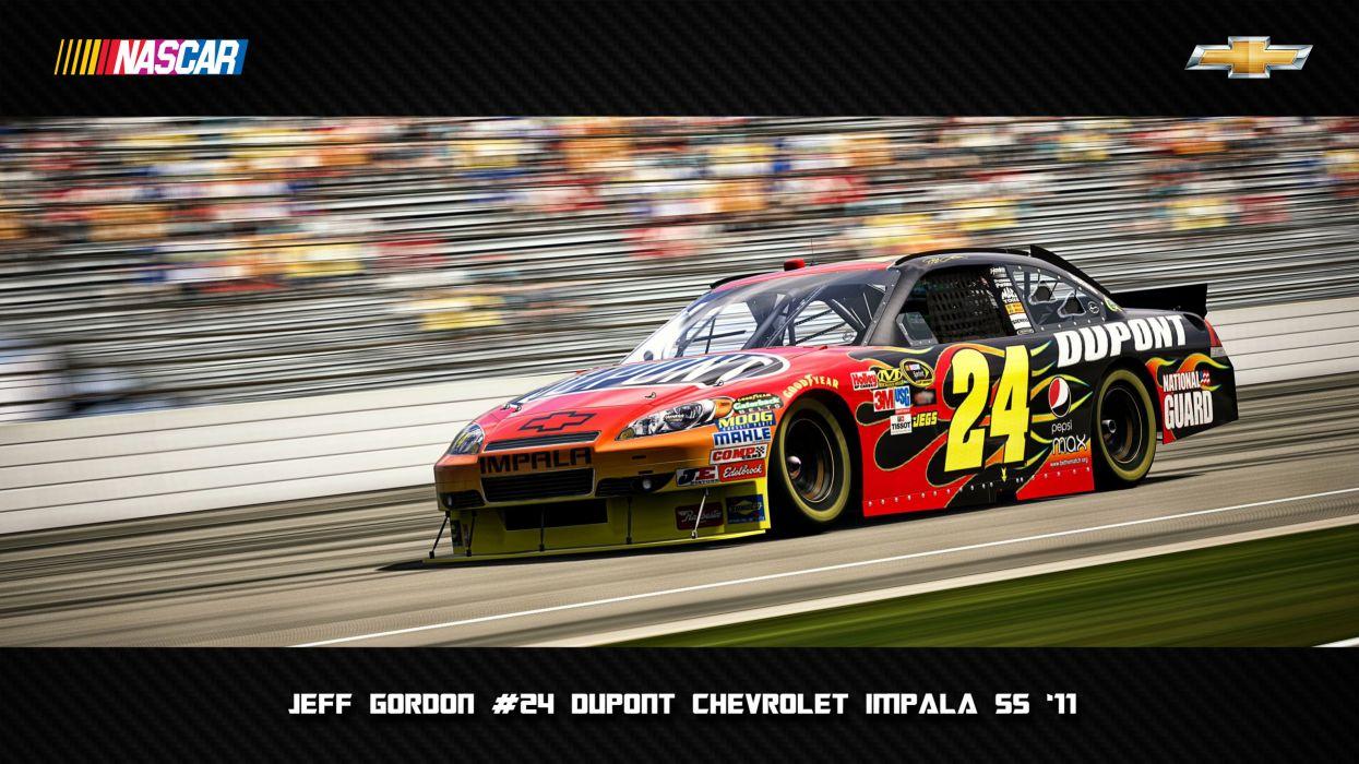 NASCAR race racing (41) wallpaper