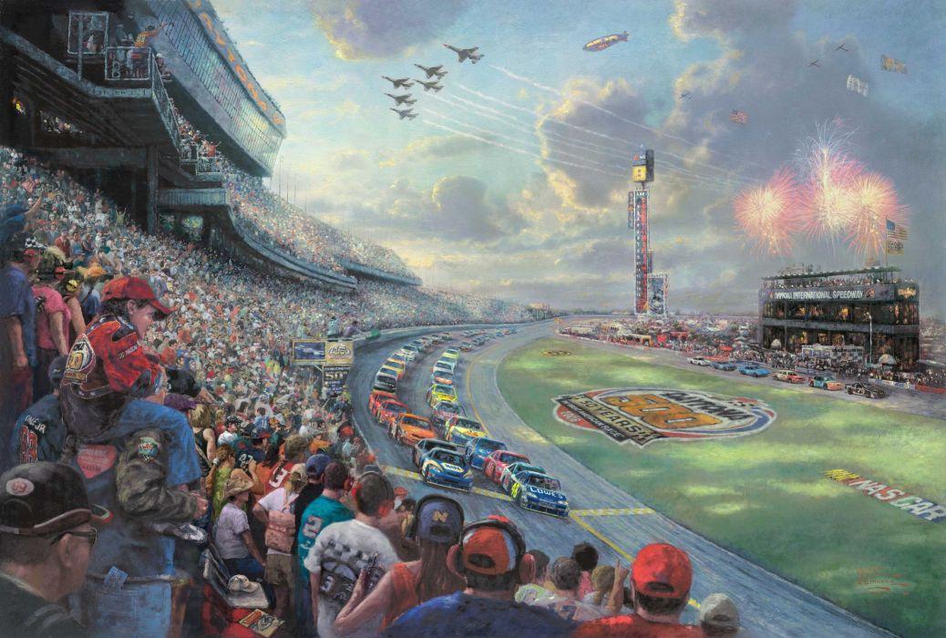 NASCAR race racing (66) wallpaper