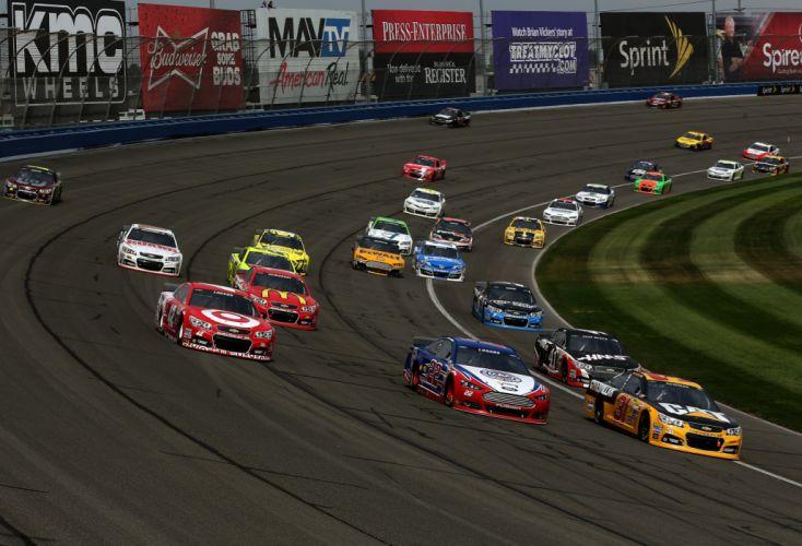 NASCAR race racing (74) wallpaper