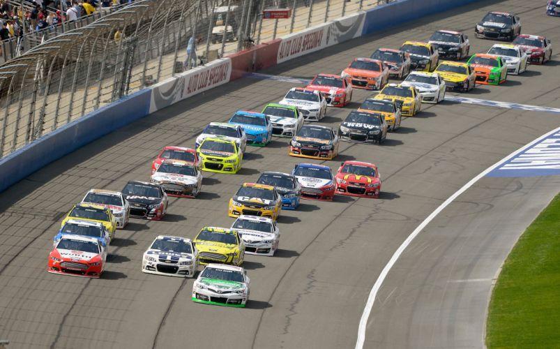 NASCAR race racing (9) wallpaper