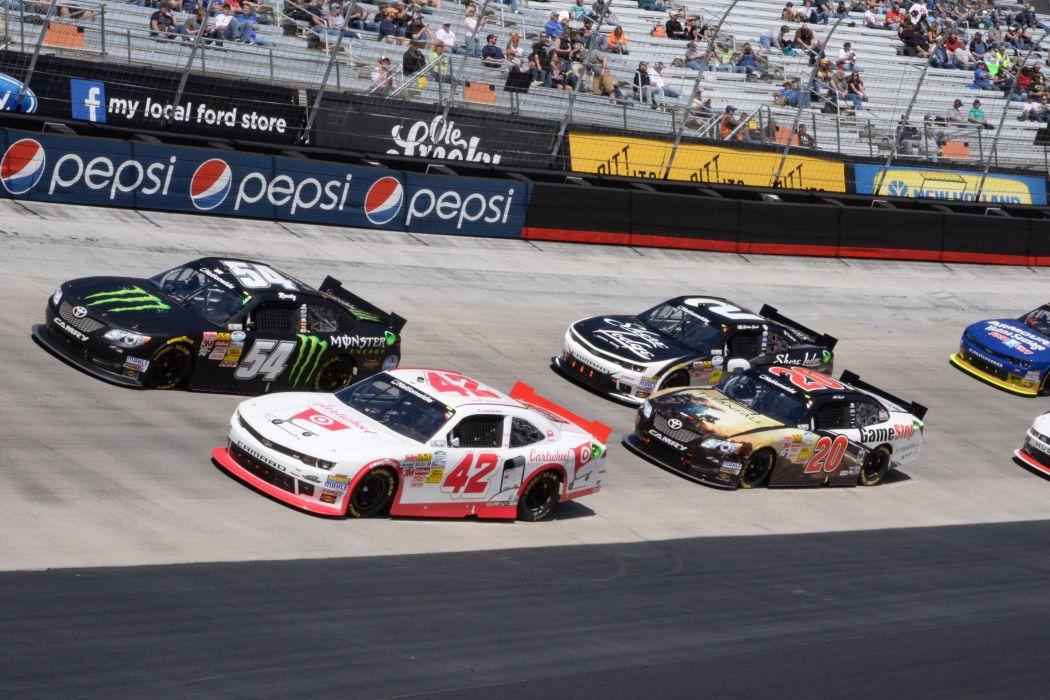 NASCAR race racing (42) wallpaper
