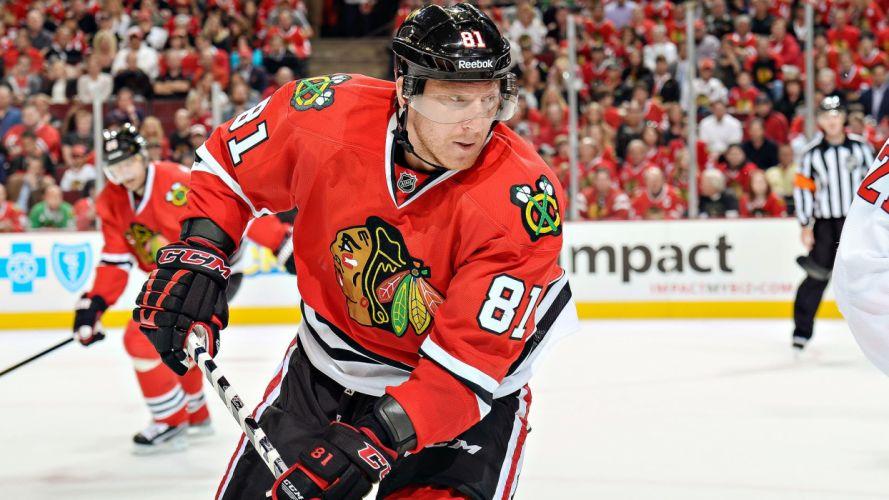 CHICAGO BLACKHAWKS nhl hockey (29) wallpaper