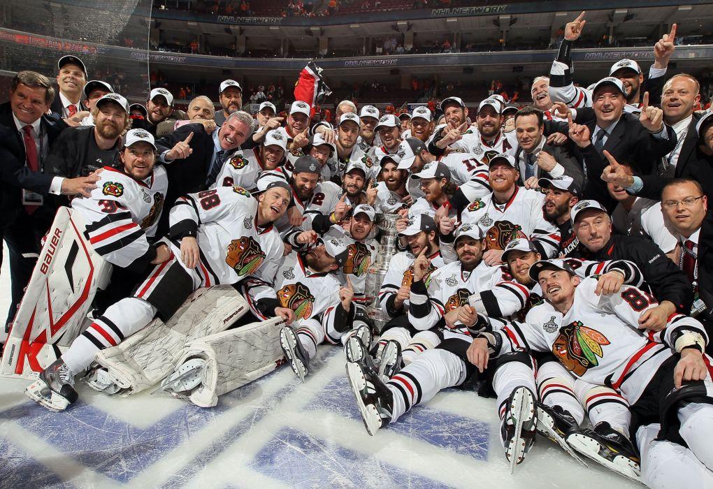 CHICAGO BLACKHAWKS nhl hockey (6) wallpaper