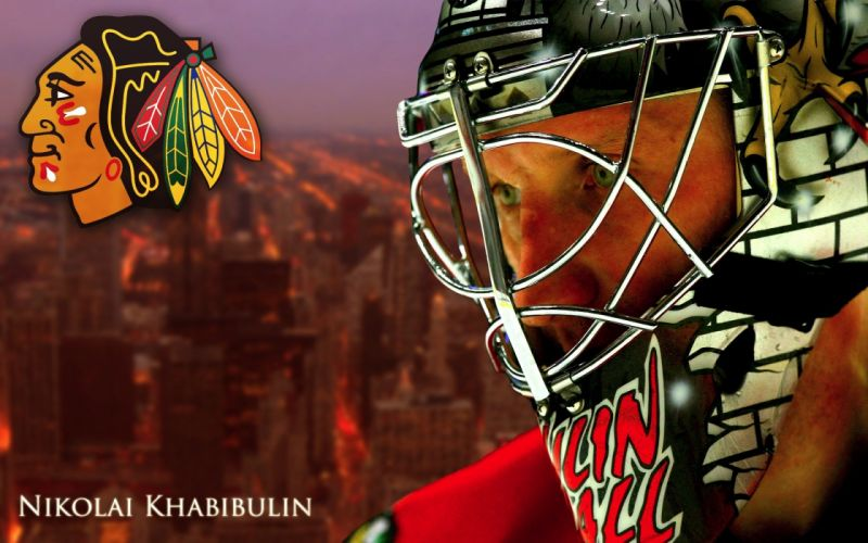 CHICAGO BLACKHAWKS nhl hockey (43) wallpaper