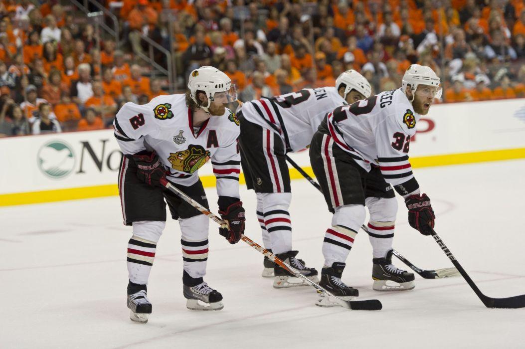 CHICAGO BLACKHAWKS nhl hockey (33) wallpaper