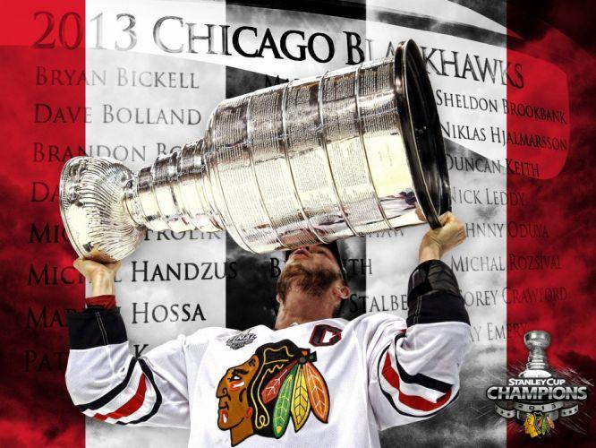 CHICAGO BLACKHAWKS nhl hockey (60) wallpaper
