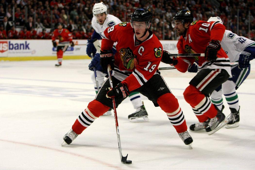 CHICAGO BLACKHAWKS nhl hockey (54) wallpaper