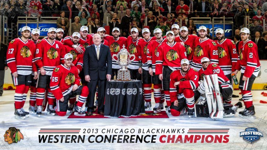 CHICAGO BLACKHAWKS nhl hockey (47) wallpaper