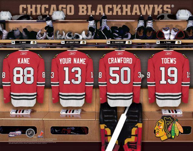 CHICAGO BLACKHAWKS nhl hockey (48) wallpaper