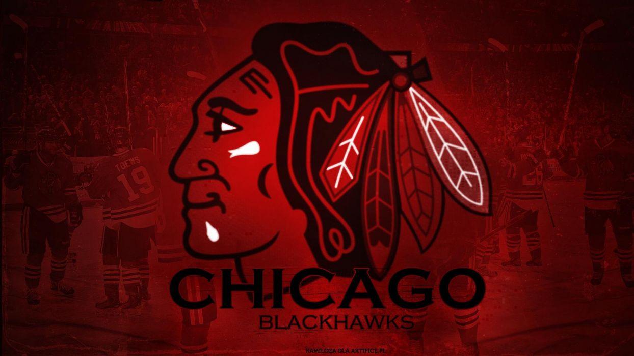 CHICAGO BLACKHAWKS nhl hockey (67) wallpaper
