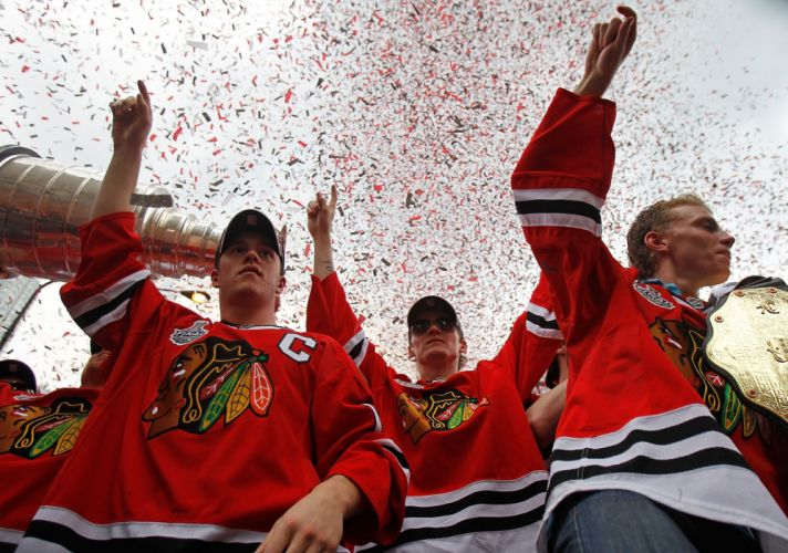 CHICAGO BLACKHAWKS nhl hockey (118) wallpaper