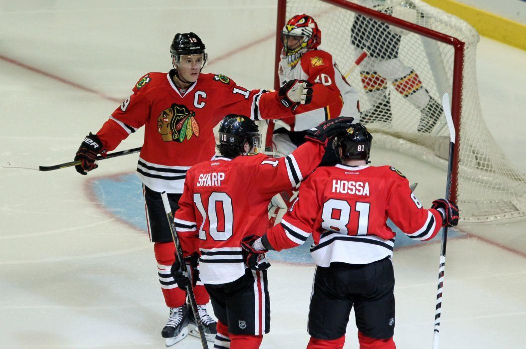 CHICAGO BLACKHAWKS nhl hockey (111) wallpaper