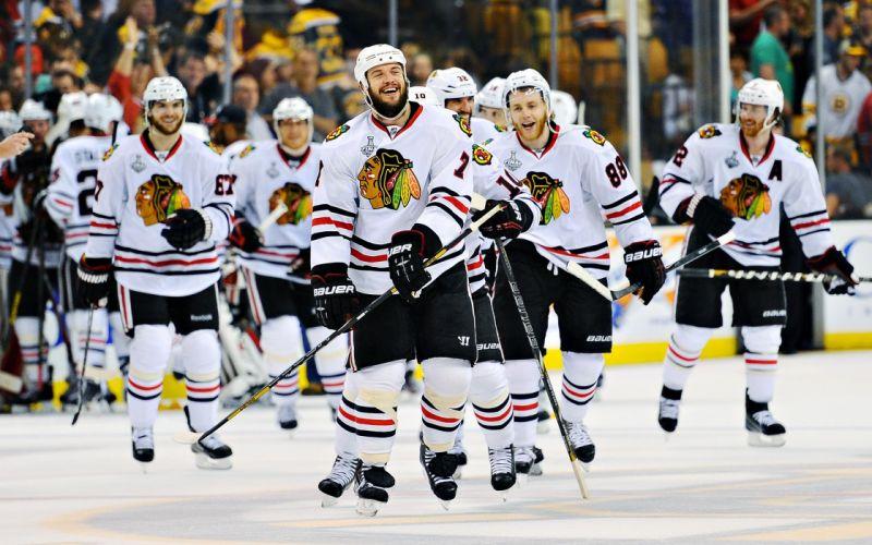 CHICAGO BLACKHAWKS nhl hockey (113) wallpaper
