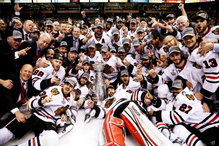 CHICAGO BLACKHAWKS nhl hockey (109) wallpaper