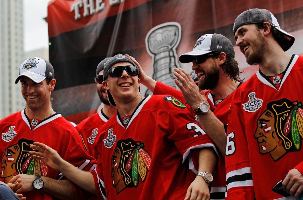 CHICAGO BLACKHAWKS nhl hockey (101) wallpaper