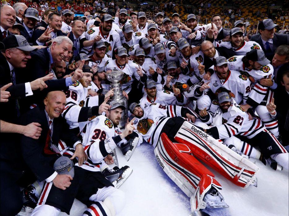 CHICAGO BLACKHAWKS nhl hockey (135) wallpaper