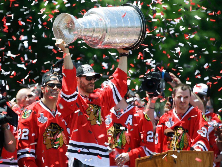 CHICAGO BLACKHAWKS nhl hockey (130) wallpaper
