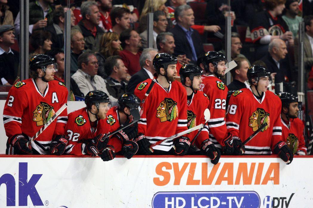 CHICAGO BLACKHAWKS nhl hockey (128) wallpaper