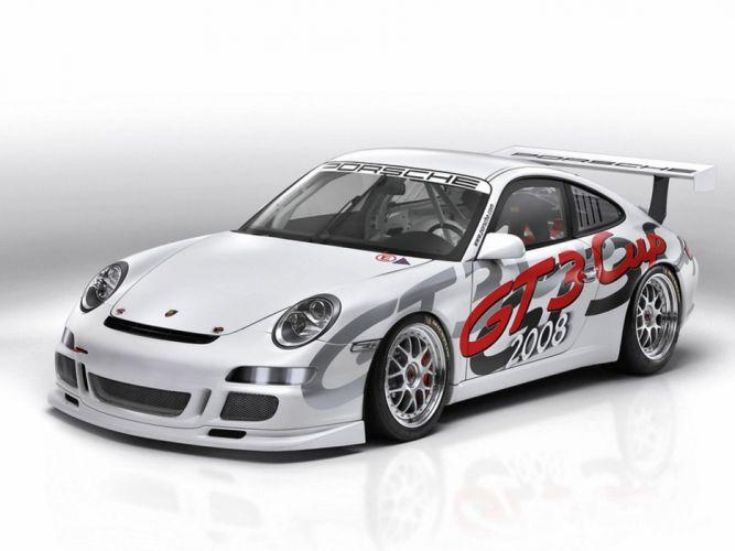 2007 Porsche 911GT3Cup2 2667x2000 wallpaper