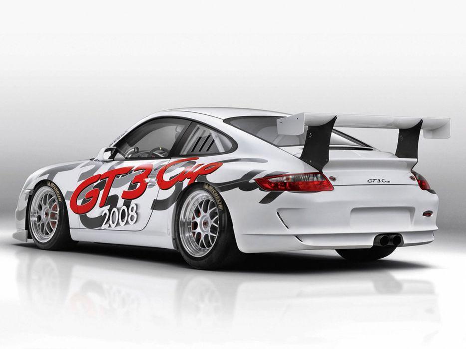 2007 Porsche 911GT3Cup3 2667x2000 wallpaper