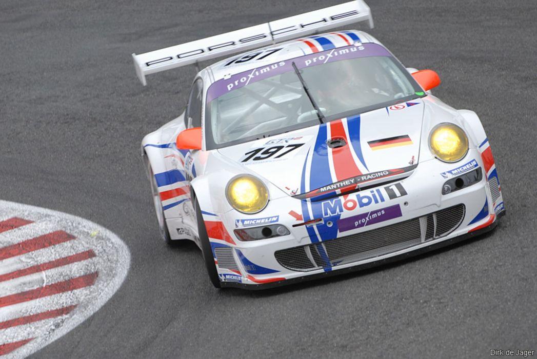 2007 Porsche 911GT3RSR3 2667x1784 wallpaper