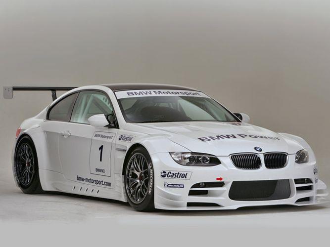 2008 BMW M3RaceVersion1 2667x2000 wallpaper