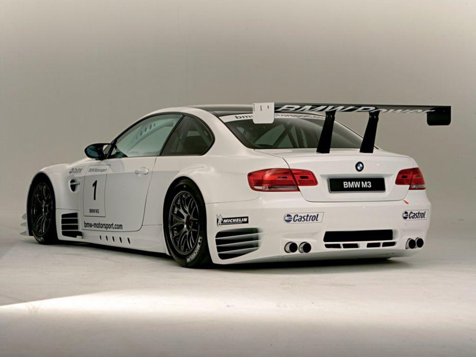 2008 BMW M3RaceVersion3 2667x2000 wallpaper