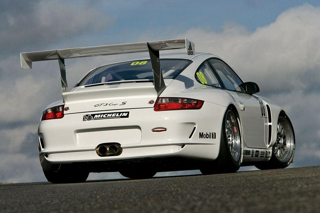 2008 Porsche 911GT3CupS2 2667x1779 wallpaper