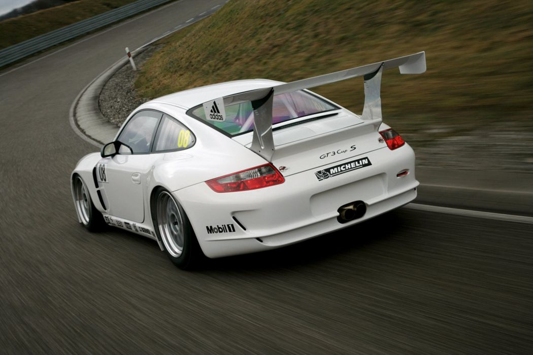 2008 Porsche 911GT3CupS3 2667x1779 wallpaper