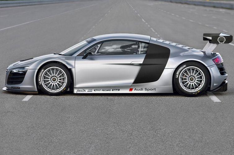 2009 Audi R8LMS2 2667x1768 wallpaper