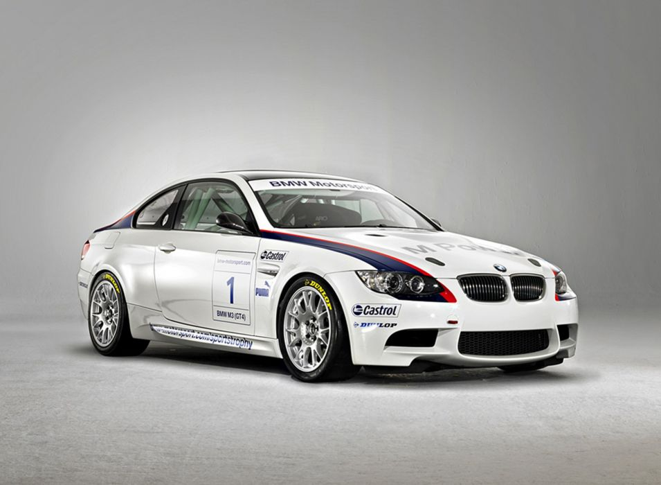 2009 BMW M3GT41 2667x1956 wallpaper