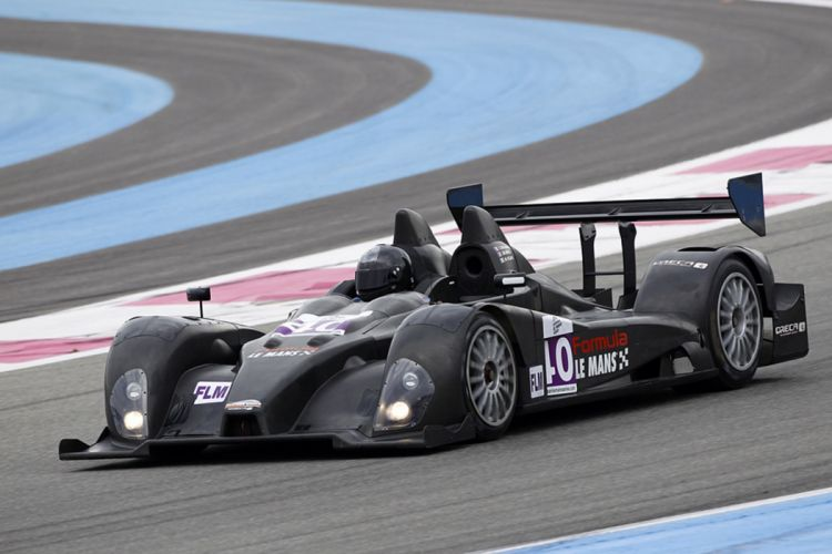 2009 Oreca FLM091 2667x1779 wallpaper