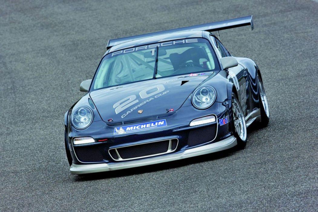 2010 Porsche 911GT3Cup1 2667x1776 wallpaper