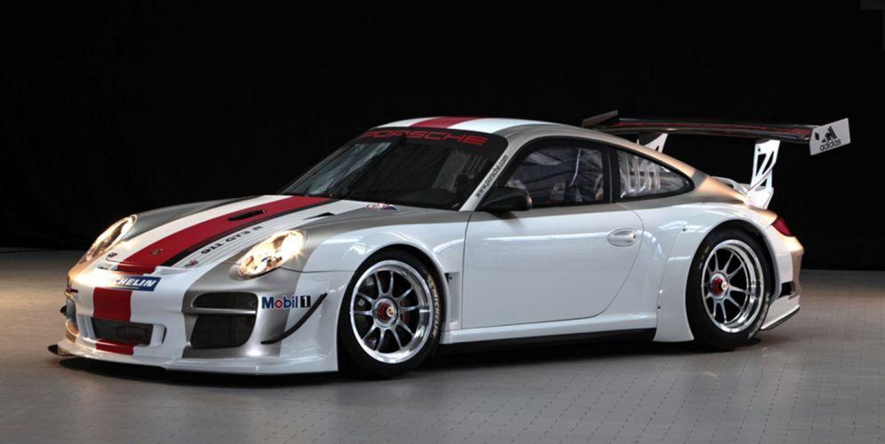2010 Porsche 911GT3R5 2667x1339 wallpaper