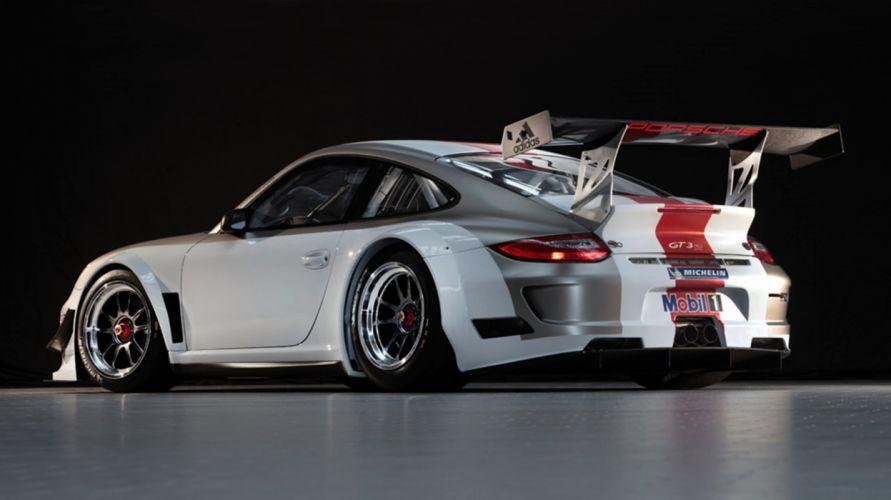 2010 Porsche 911GT3R6 2667x1498 wallpaper