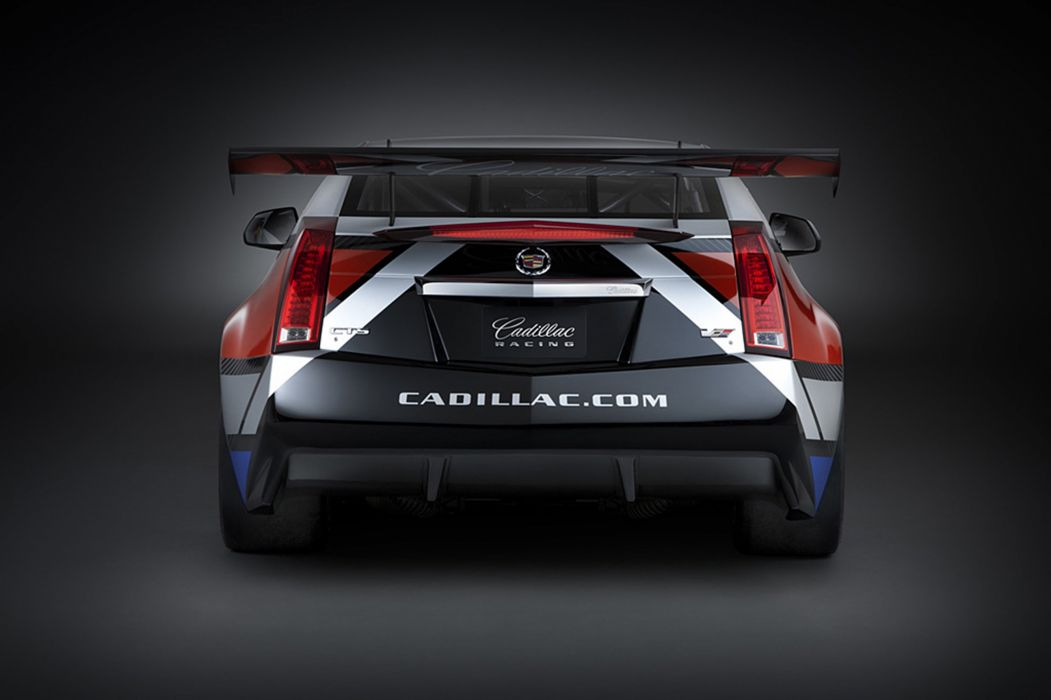 2011 Cadillac CTSVCoupeSCCARaceCar5 2667x1776 wallpaper