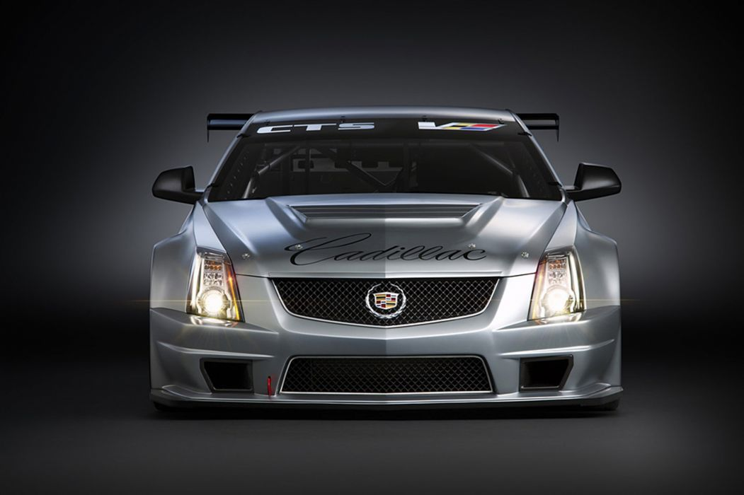 2011 Cadillac CTSVCoupeSCCARaceCar4 2667x1776 wallpaper