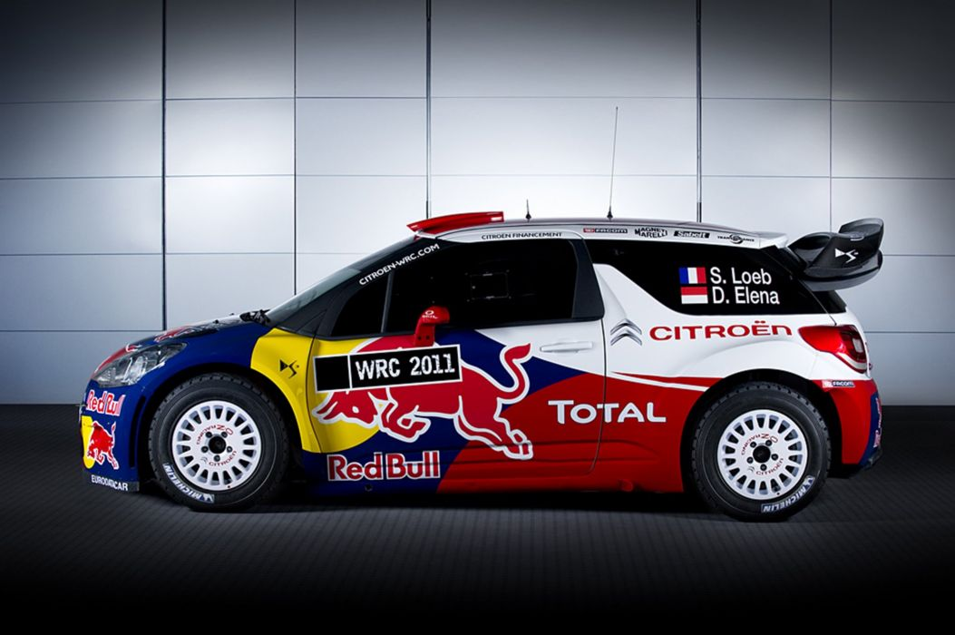 2011 Citron DS3WRC2 2667x1774 wallpaper