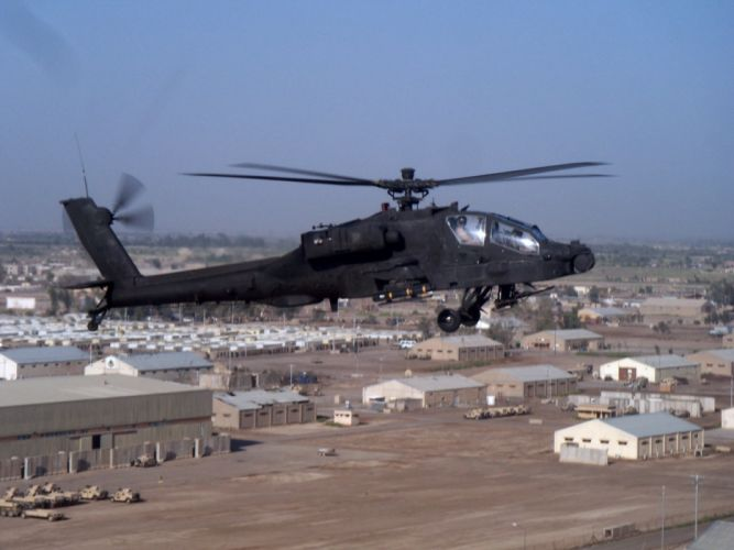 AH-64 APACHE attack helicopter army military weapon (30)_JPG wallpaper