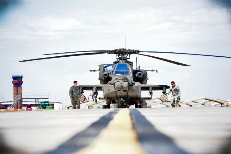 AH-64 APACHE attack helicopter army military weapon (19)_JPG wallpaper