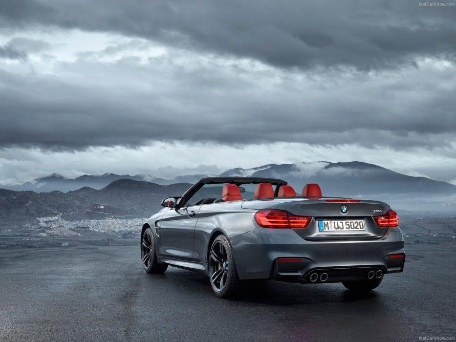 BMW-M4 Convertible 2015 1600x1200 wallpaper 17 wallpaper