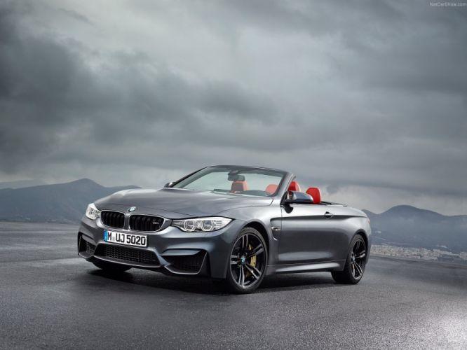 BMW-M4 Convertible 2015 1600x1200 wallpaper 01 wallpaper