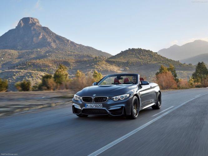 BMW-M4 Convertible 2015 1600x1200 wallpaper 0b wallpaper
