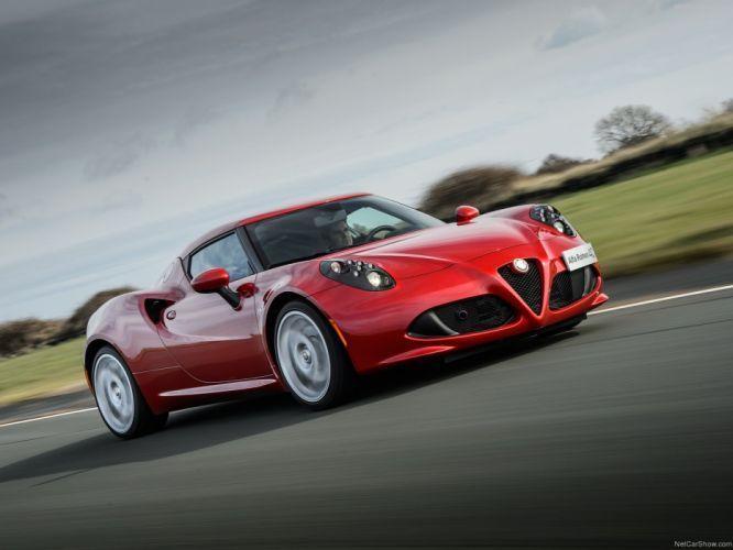 Alfa Romeo-4C 2014 1600x1200 wallpaper 0b wallpaper