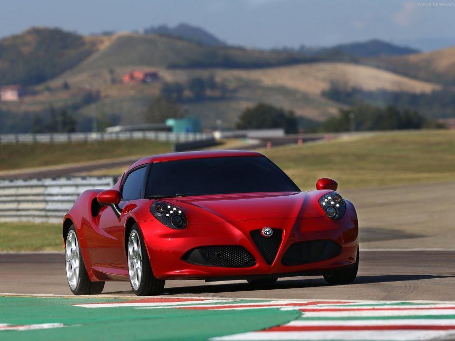 Alfa Romeo-4C 2014 1600x1200 wallpaper 1b wallpaper