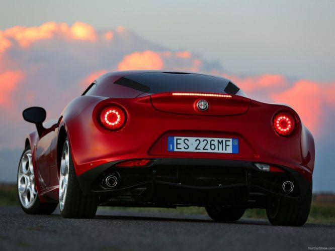Alfa Romeo-4C 2014 1600x1200 wallpaper 2a wallpaper