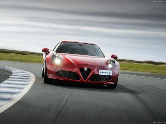 Alfa Romeo-4C 2014 1600x1200 wallpaper 3a wallpaper