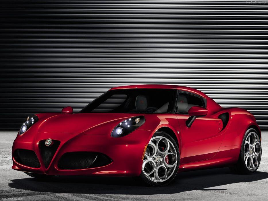 Alfa Romeo-4C 2014 1600x1200 wallpaper 4f wallpaper