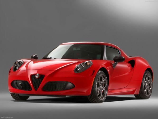 Alfa Romeo-4C 2014 1600x1200 wallpaper 51 wallpaper